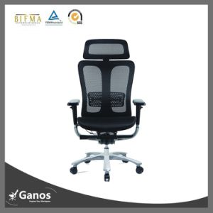 Ganos Seating Leather Seat Boss Office Chair