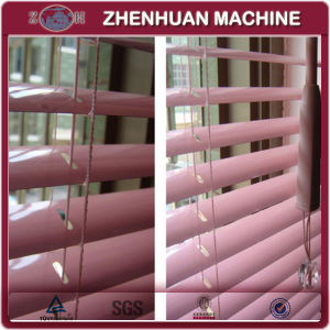 Full Automatic Aluminum Blind Forming Machine pictures & photos