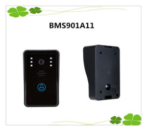 9′ ′ TFT Touch Key Wireless Digital Villa Video Doorphone pictures & photos