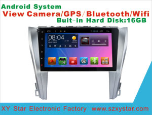 Android System GPS Navigation Car DVD for Toyota Camry 10.1 Inch Touch Screen with WiFi/TV/MP4
