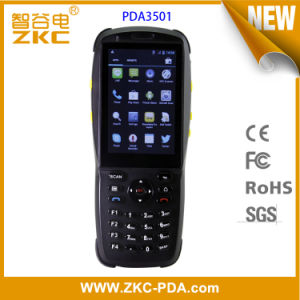 PDA3501 IP65 3G GSM Bluetooth Android Handheld Scanner