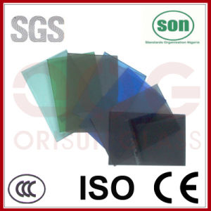 2-19mm Tinted Float Glass (Bronze, Clear, Dark Blue, Lake Blue, Dark Green, F. Green, Dark Grey, Euro Grey, Pink etc.)