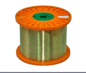 China Supplier of Brass Coated Steel Wire, Hose Wire (0.28mm) pictures & photos