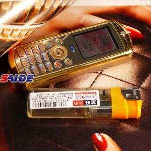 DOUBAO888+ Small Golden Phone (Dual Cards Dual Standby)