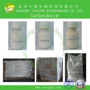 Carbendazim (98%TC, 50%SC, 50%WP, 10605-21-7) pictures & photos