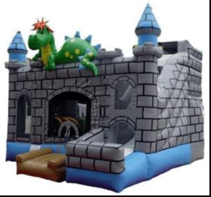 Inflatable Ghost Castle (CZH-1023)