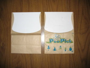 Dog Waste Bag, Dog Poop Bag (PB-0002)