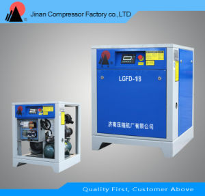 Water-Lubricated Oil-Free Screw Air Compressor
