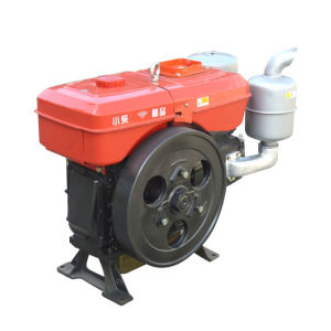 20HP Water Cooled Single Cylinder Diesel Engine (ZS1110)
