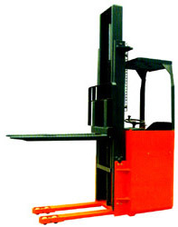 Full-Electric Side Seat Stacker (CDDVI12/15)