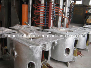 Medium Frequency Melting Induction Furnace pictures & photos