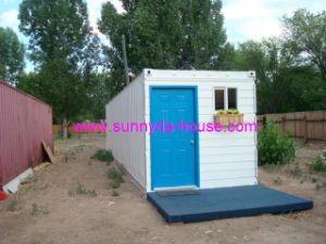 Prefabciated Container House pictures & photos