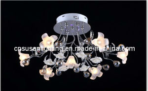 New Russian Glass Ceiling Lamp (MX9211/7)
