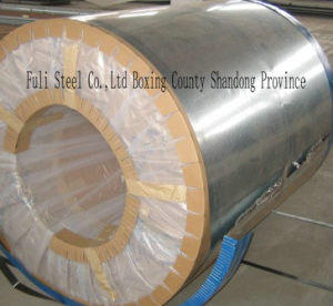 (DC51D+Z, DC51D+ZF, St01Z, St02Z, St03Z) Galvanized Steel Coil with SGS Approved