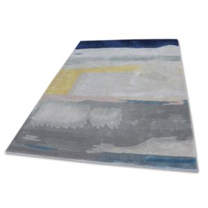 Chinese Factory Colorful Rectangular Eco Friendly Area Rugs Living Room Carpets