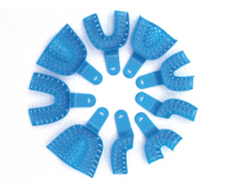 Disposable Dental Teeth Consumable Impression Trays (B-1)