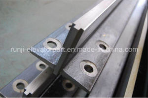 Rj-Gr T70/B Machined Guide Rail Elevator Parts