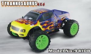 94108 1/10th Scale Hsp Nitro RC Monster Trucks