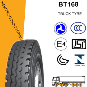 China Boto Bt168 Wholesale High Performance Radial Truck Tyre