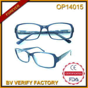 Op14015 Wholesale New Model Optical Frame Eyeglass pictures & photos