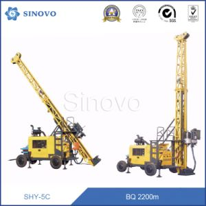 Diamond Core Drilling Hydraulic Core Drilling Rig pictures & photos