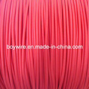 Red 2*0.75mm Sq Lamp Cord