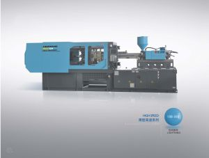 1300-2100kn High Speed Thin Wall Plastic Injection Molding Machine (GH130-210)