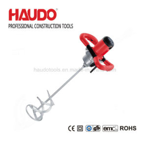 Hand Electric Concrete Mixer Tool 1600W with Soft Start