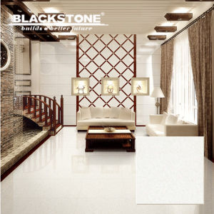 600X600mm Crystal Stone Polished Porcelain Tile with White Color pictures & photos