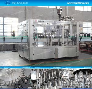 Glass Bottle Wisky Filling Machine Line