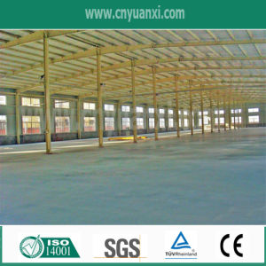 Long Lifespan Light Steel Strucure for Warehouse, Workshop,