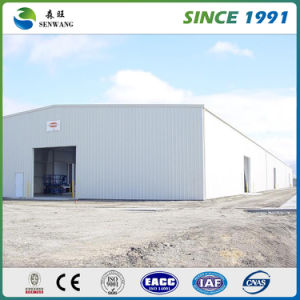 Shandong Low Cost Metal Structure Prefab Steel Structure Warehouse pictures & photos