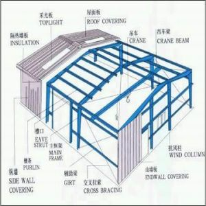 China Steel Building Drawing China Steel Building Drawings Light