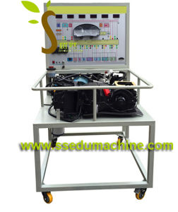 Automotive Air Conditioning System Training Equipment Automotive Trainer Didactic Equipment