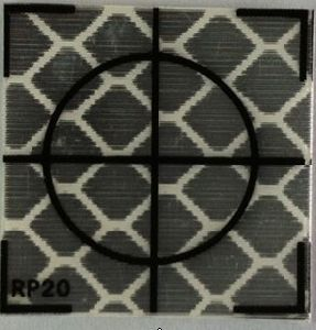 Reflective Tape Targets (TSRS20) pictures & photos