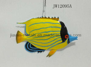 Wall Hanging with Fish Design (JW12095A)