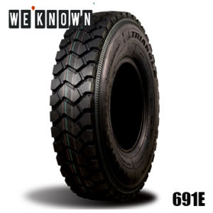 TBR Tyre, Radial Truck Tire, TBR Tyre off Road or Mining Service