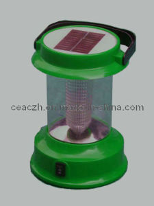 Solar Protable Camping Light with FM Radio