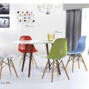 Modern Dining Room Plastic Chair (WLF-DC213A)