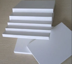 PVC Plastic Celuka Foam Sheet for Furniture pictures & photos