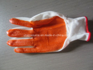 Garden Gloves Work Glove Knitted Gloves Size 20cm pictures & photos