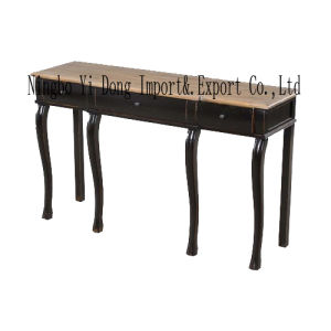 Antique Reproduction Wall Table (C-033)