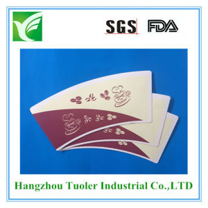 Single Side PE Coated Cup Paper Board pictures & photos