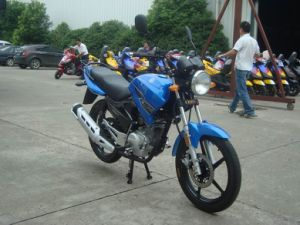 Jd125-7d with CB Engine Motorcycle
