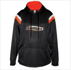 Custom Nice Cotton/Polyester Embroidery Hoodies Sweatshirt of Fleece Terry (F072) pictures & photos