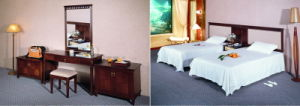 Wooden Hotel Room Furniture F1019