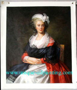 Oil Painting, Classical Portrait Oil Painting
