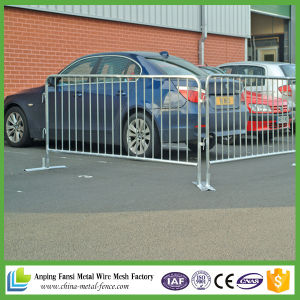 Hot DIP Galvanized Crowd Control Barrier