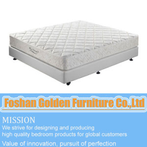 Far Infrared Negative Ion Mattress (6801#) pictures & photos