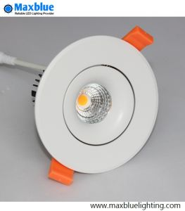 20W Meanwell Driver and CREE COB LED Downlight pictures & photos